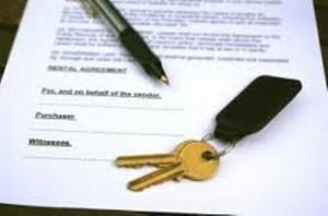 Paperwork with Keys