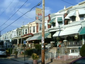 West Philadelphia Real Estate - Carroll Park - 1200 N. 58th Street