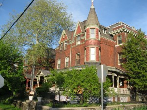 West Philadelphia Real Estate - Southwest Cedar Park - 4700 Springfield Avenue