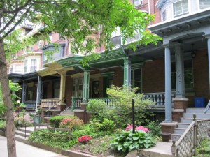 West Philadelphia Real Estate - Walnut Hill - 200 S. Farragut Street