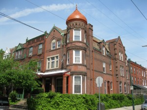 West Philadelphia Real Estate - West Powelton - 4000 Spring Garden Street