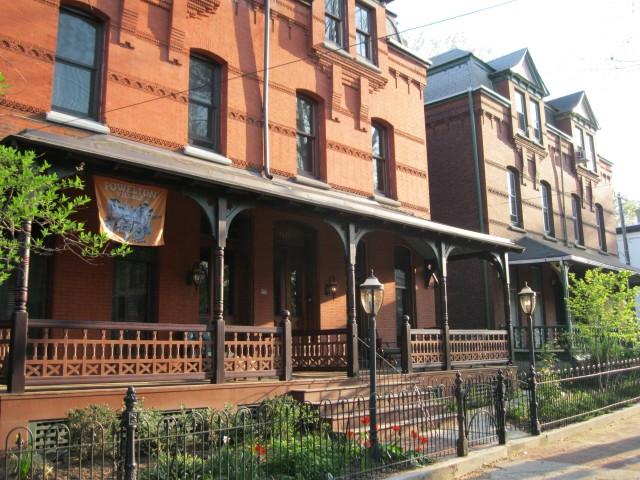 Powelton Village - 3400 Hamilton Street