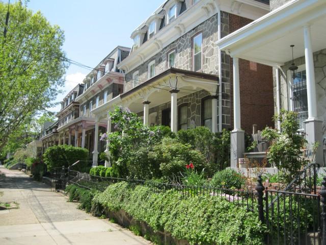 Powelton Village - 3700 Hamilton Street