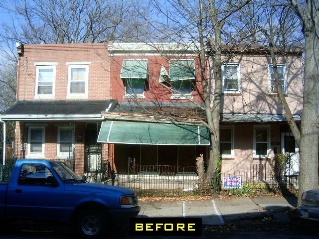 WPRE - 3803 Wallace Street - Before