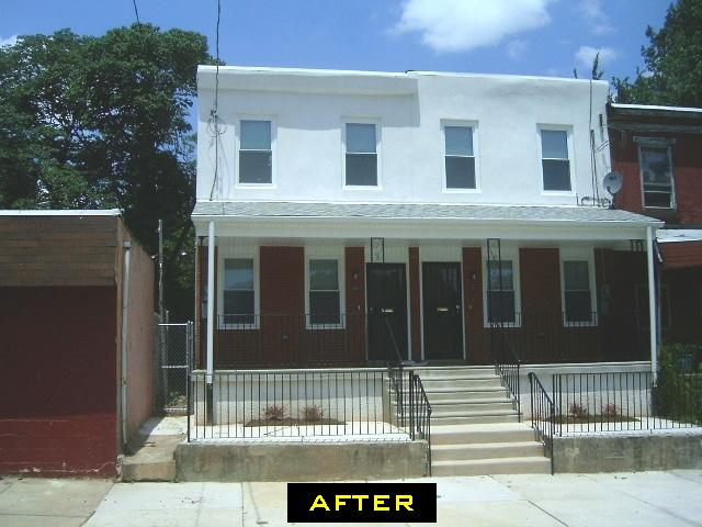 WPRE - 3851-53 Wallace  Street - After