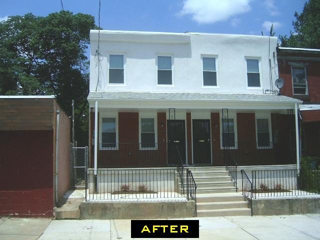 WPRE - 3851-53 Wallace  Street - After