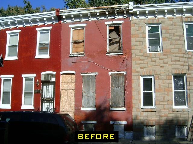 WPRE - 3919 Melon Street - Before
