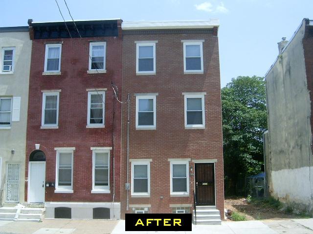 WPRE - 613 N. 39th Street - After