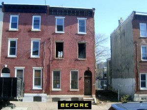 WPRE - 613 N. 39th Street - Before