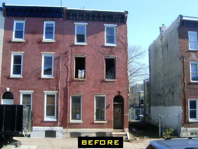 WPRE - 613 N. 39th Street - Before