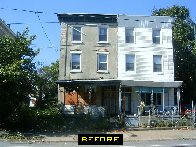 WPRE - 704 N. 40th Street - Before