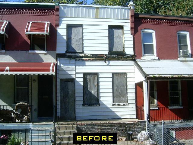 WPRE - 710 N. DeKalb Street - Before