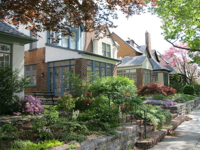 West Philadelphia Real Estate - Garden Court - 4600 Osage Avenue