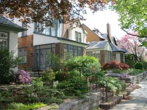 West Philadelphia Real Esate - Garden Court - 4600 Osage Avenue